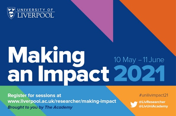 Liverpool to Impact-Moving from Research to a FTSE 100
