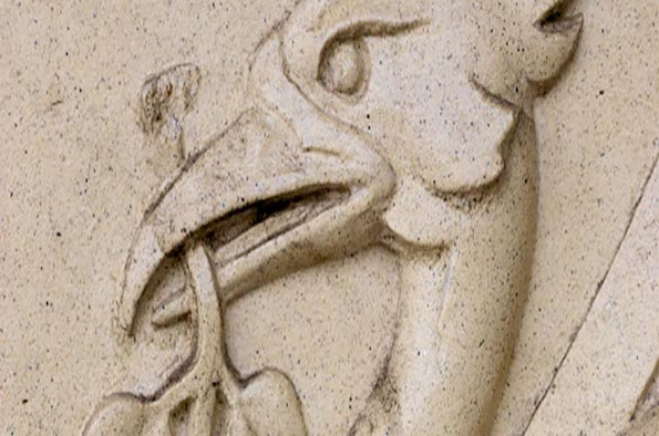 Meaning in life banner - Liver bird