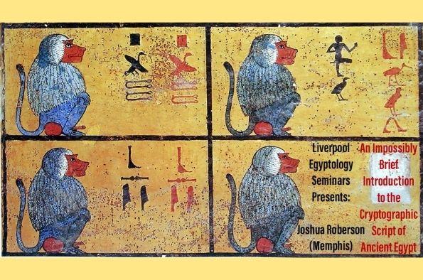 Liverpool Egyptology Seminars Presents: Joshua Roberson (Memphis)
