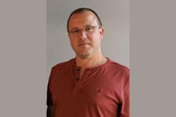Photograph of Dr Ran Barkai.