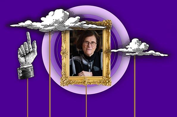 Dame Hermione Lee