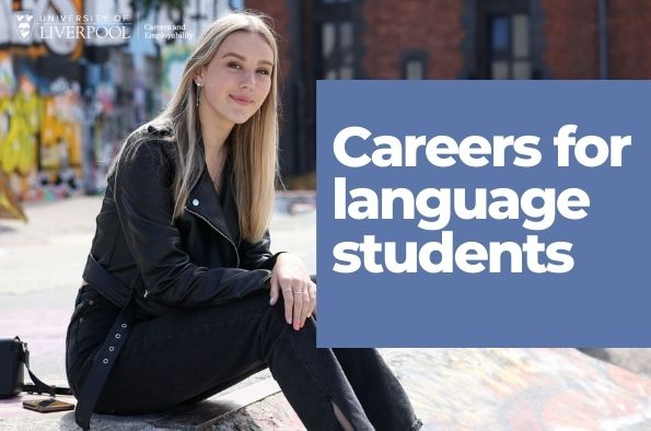 Careers for Language students