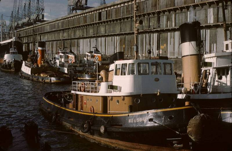 Additional Wrecks of Liverpool Bay: COLONEL LAMB, NELSON, NAZARINE
