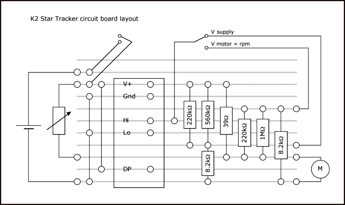 K2 star tracker circuit diagram pooptronica Images